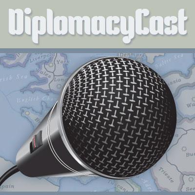 DiplomacyCast logo